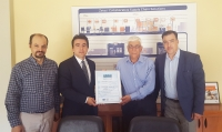BQC certified Zetes Netwave S.A. against ISO 9001 Standard